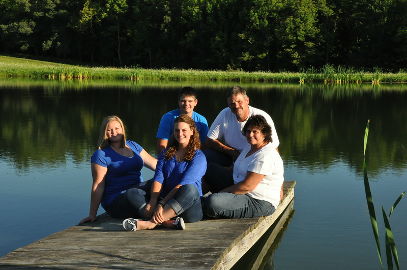 Leach Family Pictures 2014