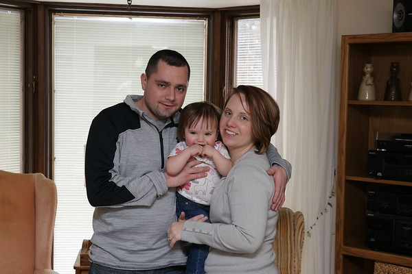 Leah Visit after Christmas