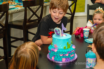 Leah's 5th Birthday Celebration