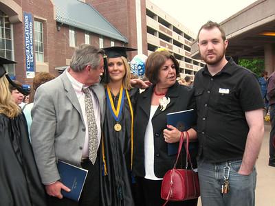 Lea's Graduation 2008 & her Party 5/26/08