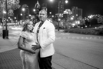 Lee & Shay's Maternity Shoot &  Baby Shower