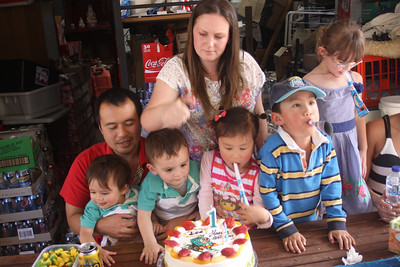 Lee's 1st Birthday