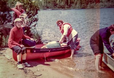 Lac Pharang Camping