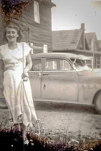 Carmelle a Normétal 1947