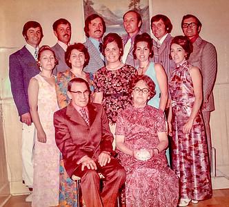 1972 Famille Joseph et Eva Lariviere