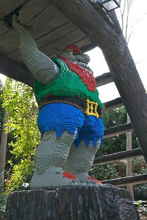 Lego Land 2007