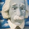 OK.. I'm no Einstein...   but he is..