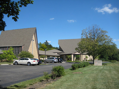 Northwest Christian Church, 1340 Fishinger Rd, Columbus, OH.  Uncle Len was a charter member (1957), and served as Deacon, Elder, Financial Secretary, and Chairman of the Worship Committee.