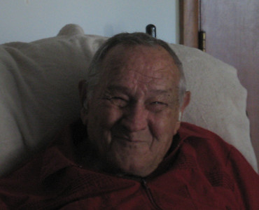 Always a smile and a twinkle in his eye!  July 31, 2009.
