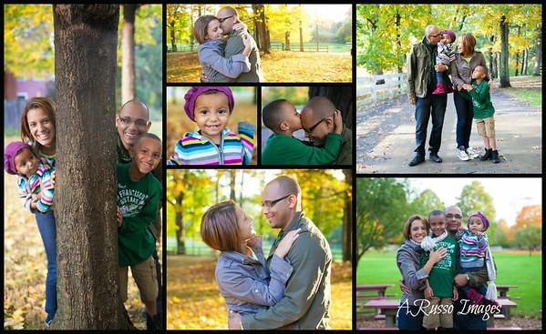 Lendof Family 2012
