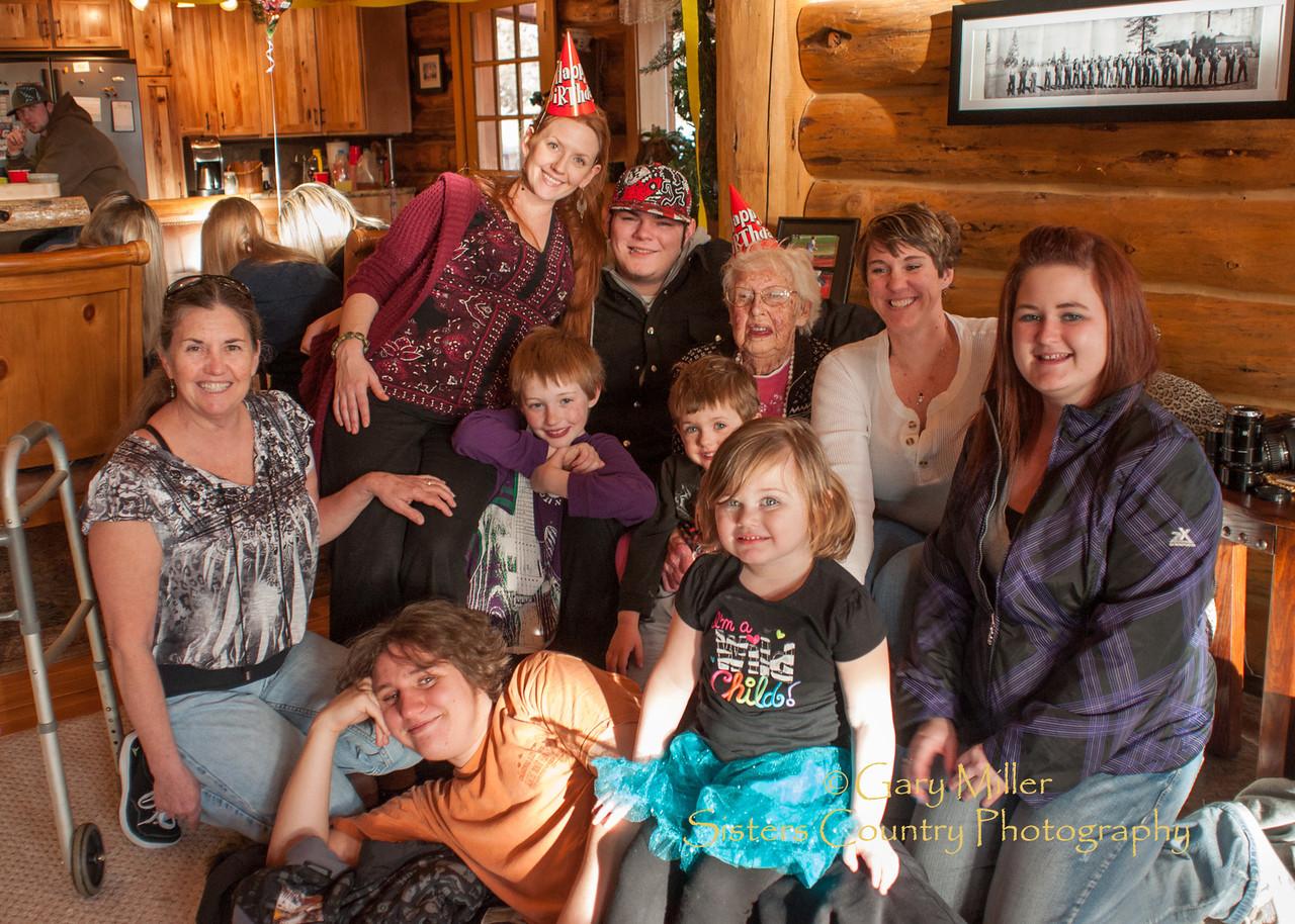Leona Albert's 88th Birthday Celebration