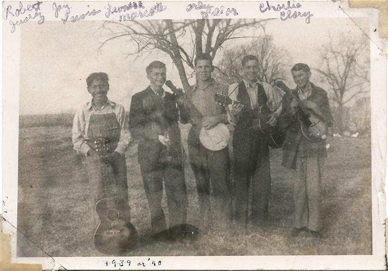 Robert Juarez, Jay Lewis, Leonard Marcotte, Orly Dollar, Charles Clary.