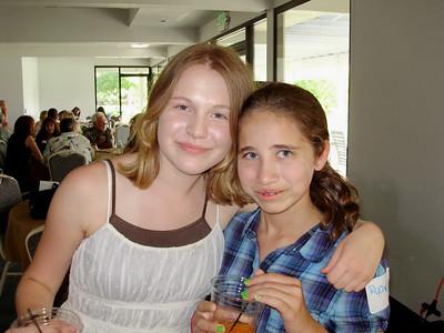 Lauren & her friend Rya