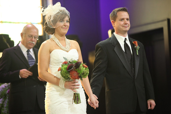 Leslie and Hutch Wedding Oct 7, 2011