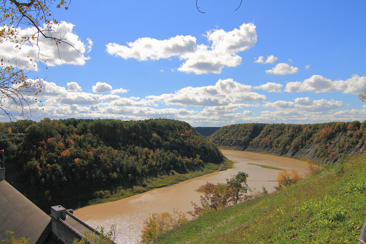 I've visited Letchworth State Park several times over my life time. It is a beautiful sight to see in person especially in the Fall when the tree's have started changing colors.