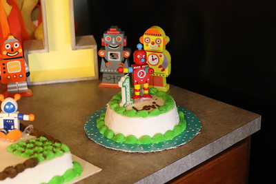 Levi's First Birthday Party