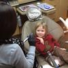 Lexie at the Dentist