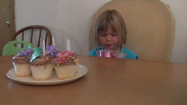 Lexie's Birthday cake, July 9th, 2016
