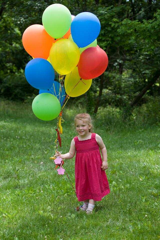 Leyla's Third Birthday