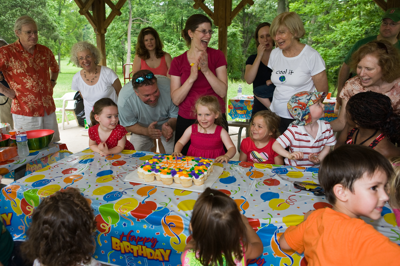 Leyla's Third Birthday