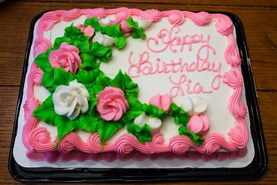 Lia's 1st Birthday
