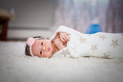 Lia's Newborn Pictures