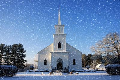 Liberty Baptist Church 2-13-09