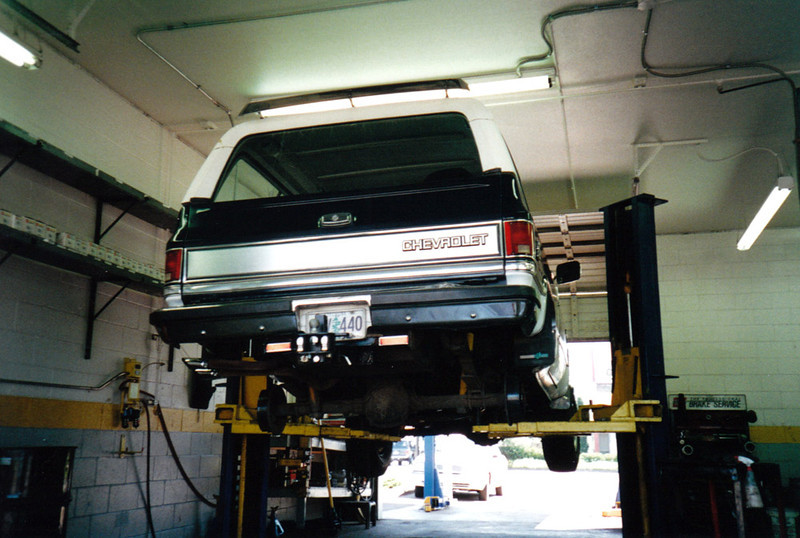 NEW TRUCK GETS NEW REAR AXLE<br /> Puyallup, Washington<br /> <br /> Well, it was new to us, but it was a 1984 model. No matter, I loved it from the first moment I laid eyes on it and it was a superb vehicle. The only trouble at this point was that the previous owner used it to tow his boat to the salty waters of Florida and water had gotten into the differential case and rusted the rear axle. $1500 in repair bills later, we were ready to hit the road.
