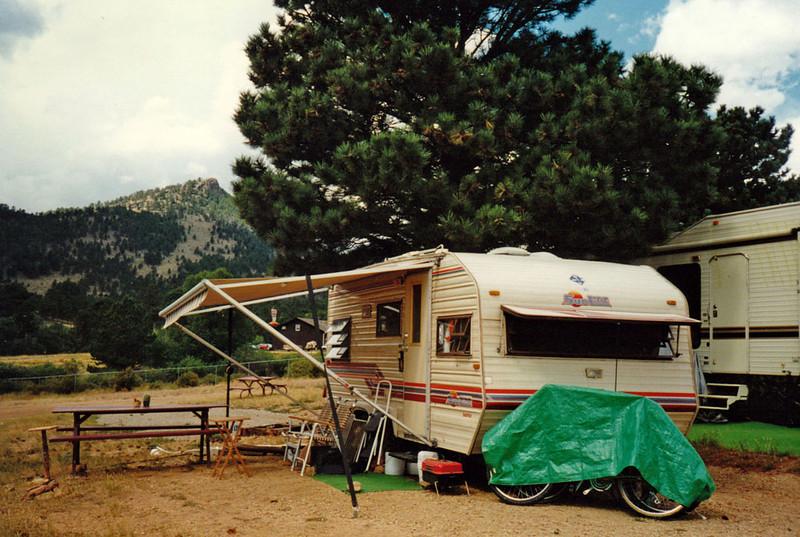 BLUE ARROW RV PARK<br /> Estes Park, Colorado