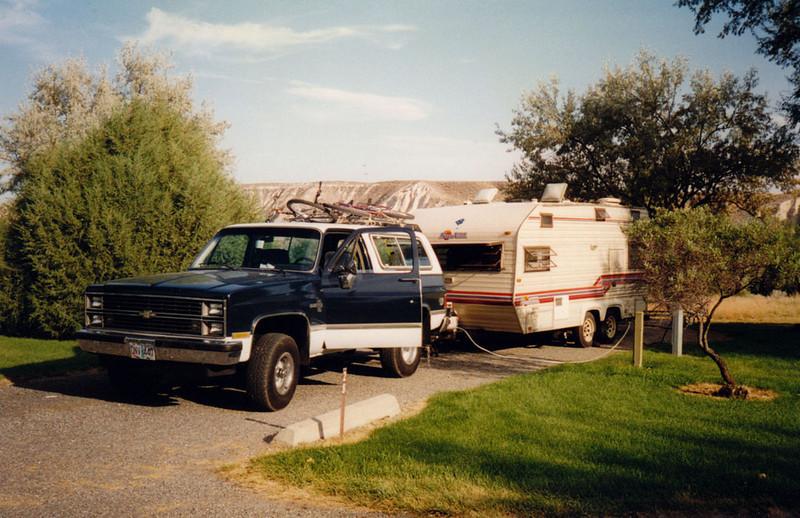 THREE ISLANDS CROSSING CAMPGROUND<br /> Glenns Ferry, Idaho