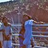 Frank, Meding, Luanna & Marian on Royal Gorge Bridge