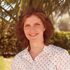 Kathryn, AZ for Angela Vance's wedding, 1982
