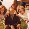 Kathryn, Uncle Bill Nerdin, and Marinda (Labor Day or Memorial Day 1982)