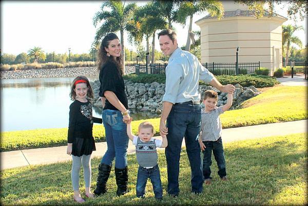 Lightburne Family Nov 2016