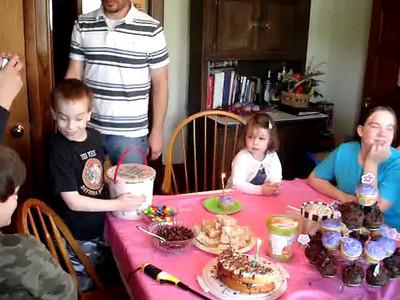 Liliana's 2nd Birthday