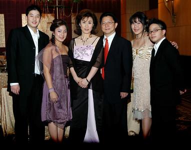 Lilies and Joe Tjoandi Family