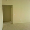 Living room towards 2nd bedroom/office