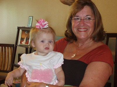 Lilly Mae's 1st Birthday