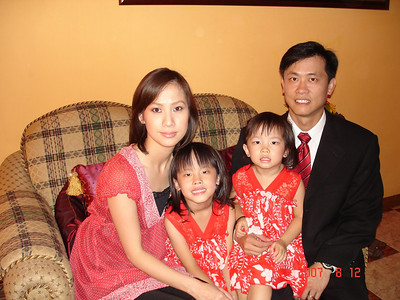 Lina and Andrew Lee Family