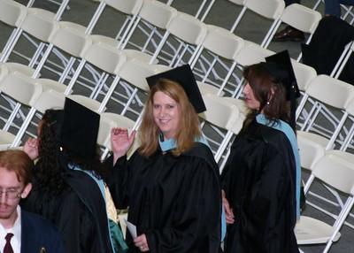 Linda's Graduation