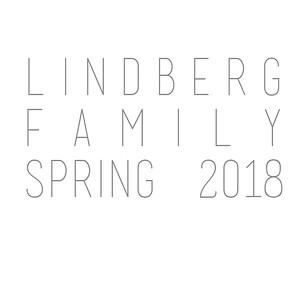 Lindberg Family Spring 2018