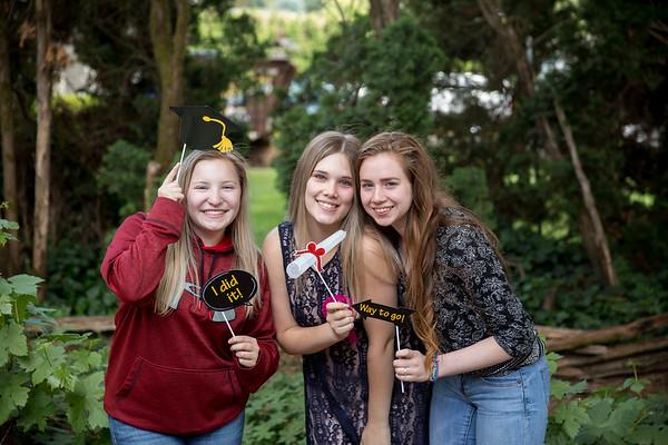 Lindsea HS Graduation Party 6-16-18
