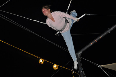 Lindsey's Trapeze Bday