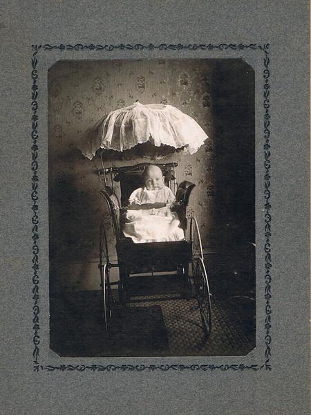 Baby CS Lines, 4 months, 1903