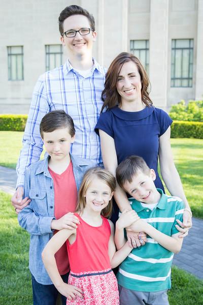 Lingard Family 05.02.15