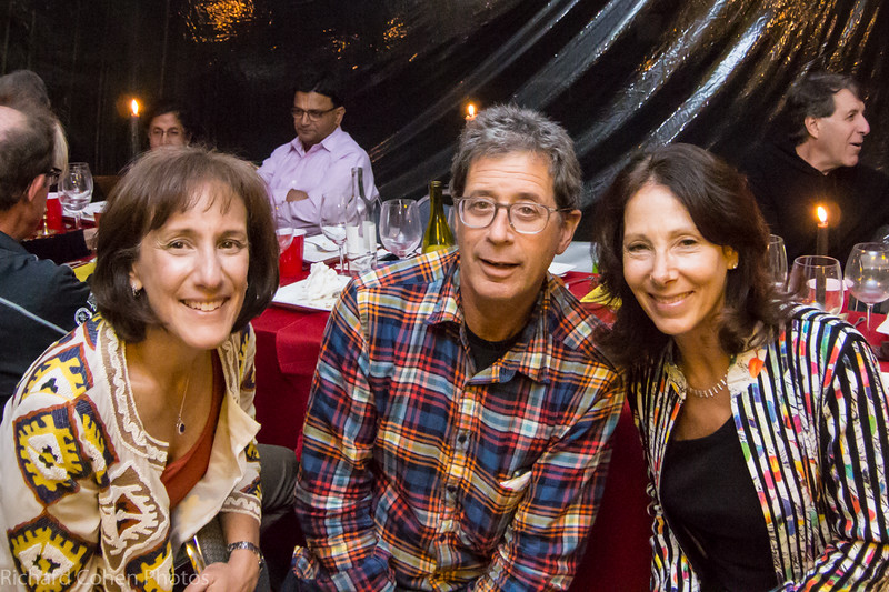 Lisa and Hank Mendelsohn- I was lucky  to have you as a roommate.