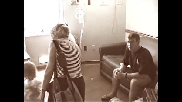 A 4-part video:  Baby Matthew - Aug. 14, 2003