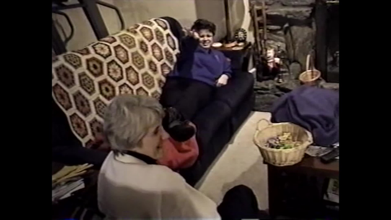 Video:  17 mins -- Caitlin/Christmas - 2002 -- Part 2 of 2