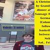 Ohio State Nebraska Basketball Game, Sat. Feb. 18, 2017 as part of Grandson Matthew Downing, Jr.'s Christmas Present