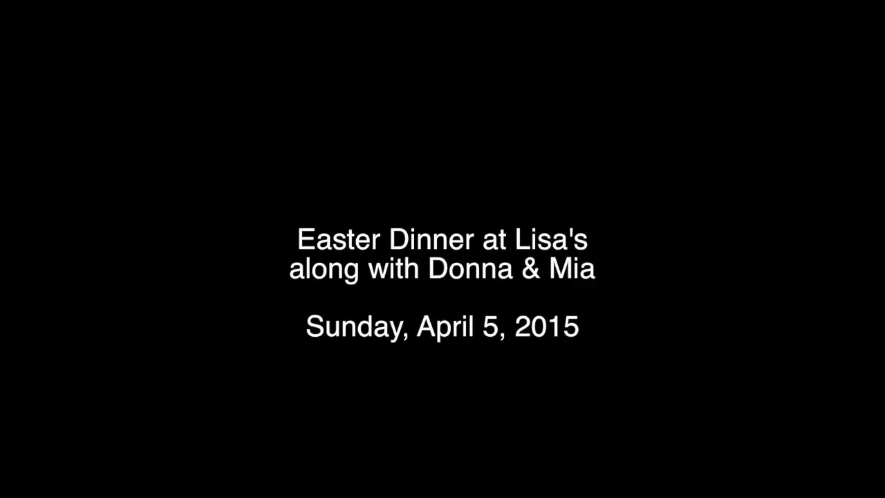 Easter at Downings 2015